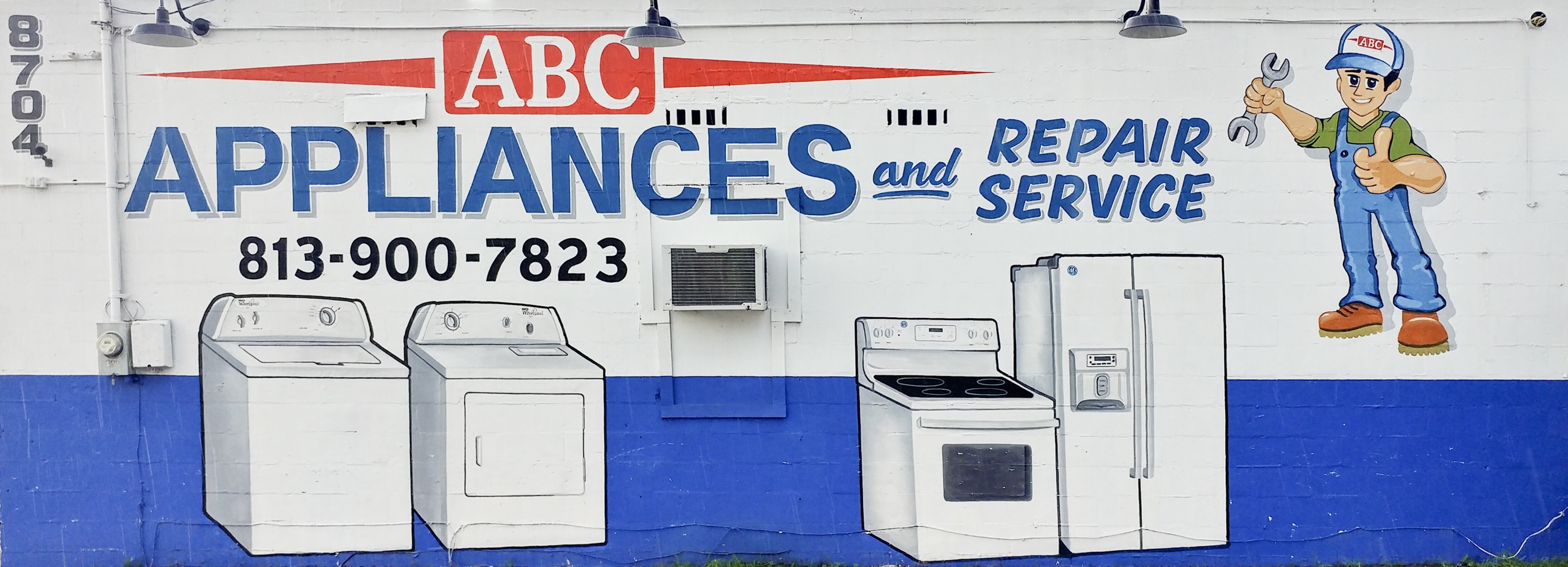 Affordable Discounted Used Appliances In Tampa Fl