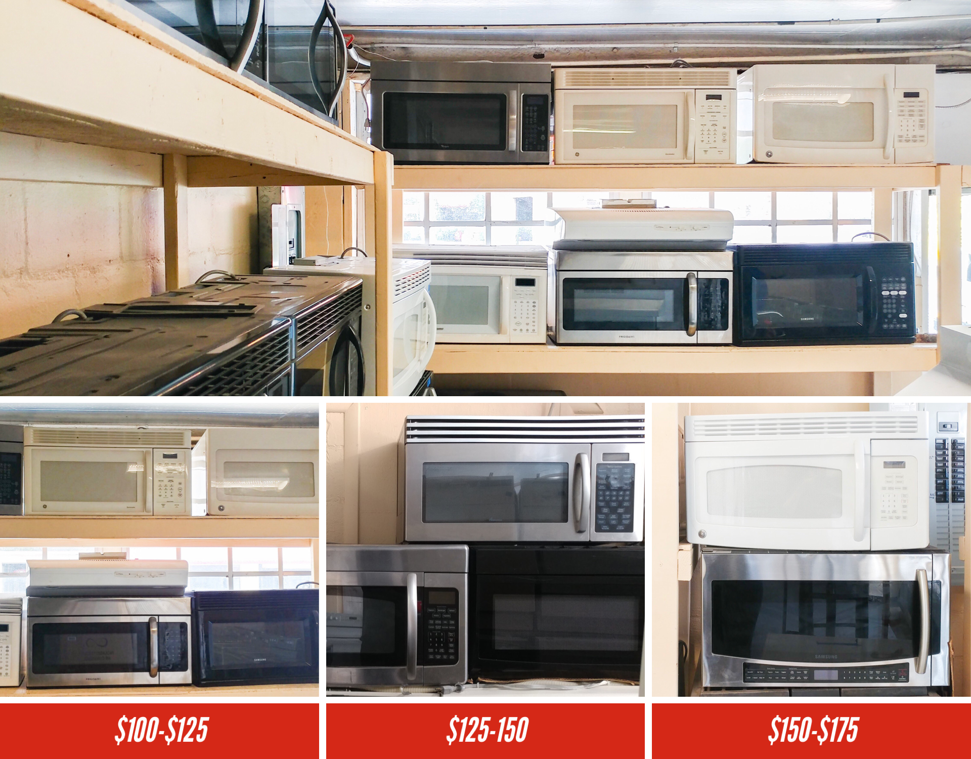 Microwaves For Sale In Tampa Fl