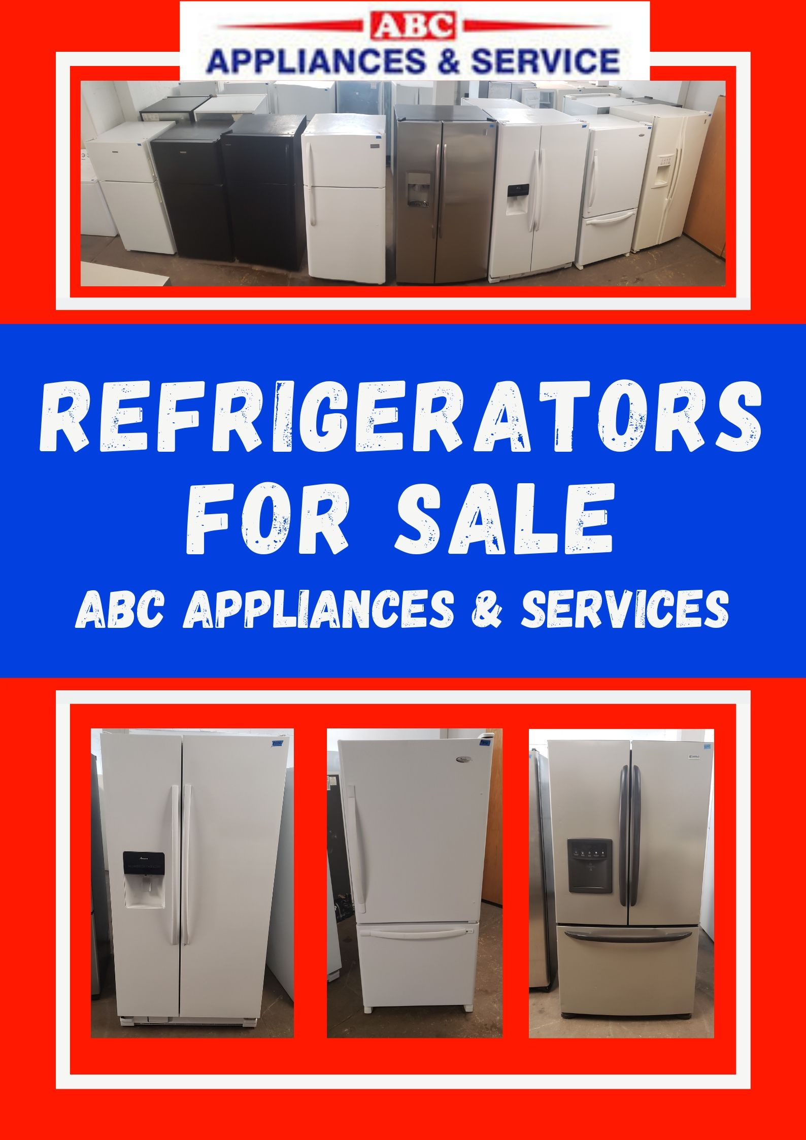 Shop Our Selection Of Refrigerators For Sale